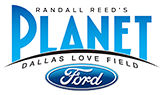 Planet Ford in Dallas TX logo