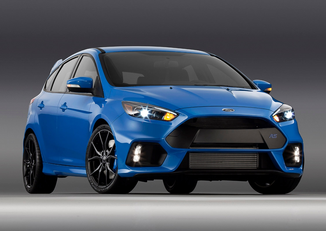 2017 Ford Focus RS Available for Sale in Dallas, TX!