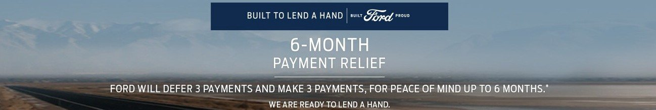 Built to Lend a Hand Ford Offer at Park Cities Ford of Dallas - Dallas, TX Ford Dealer