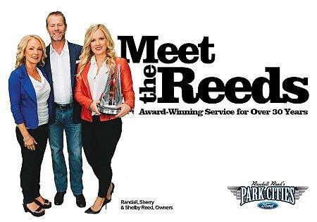 Randall Reed & Family