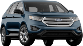 2019 Ford Edge SE for Sale at Dallas Ford Dealer - Park Cities Ford of Dallas