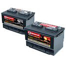 Ford OEM batteries by Motorcraft