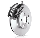 Break pad, rotor and disc replacements by our certified mechanics