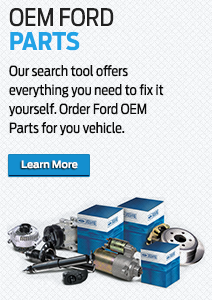 Order OEM parts for your Ford today online