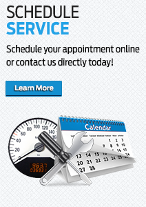 Schedule your car repair service today with Park Cities Ford of Dallas