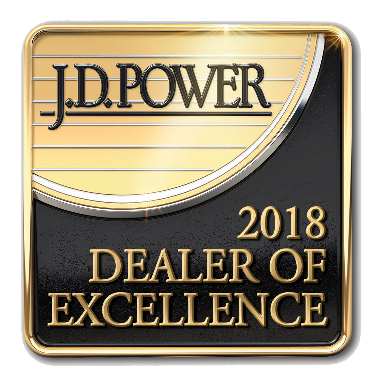 jd power award of excellence logo