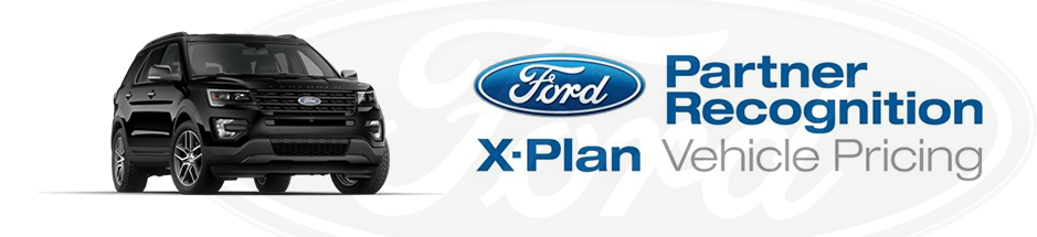Ford X Plan Pricing >> Ford Partner Recognition Pricing X Plan Pricing Park