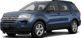 2018 Ford Explorer Base for Sale at Dallas Ford Dealer - Park Cities Ford of Dallas