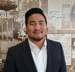 Customer Care Manager Greg Phan in Pre-Owned Sales at Park Cities Ford of Dallas