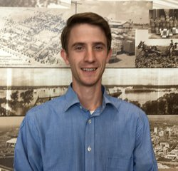 Sales  Consultant Brennan Hamilton in Pre-Owned Sales at Park Cities Ford of Dallas
