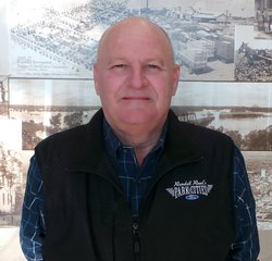 Service Advisor John Green in Service at Park Cities Ford of Dallas