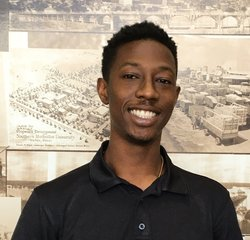 Sales Consultant Preston Burrell in New Ford Sales at Park Cities Ford of Dallas
