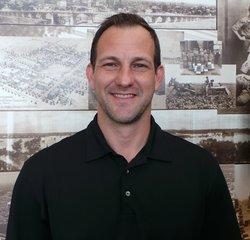 Service Advisor Brandon Winsett in Service at Park Cities Ford of Dallas