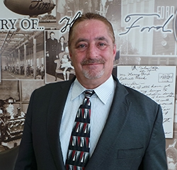 Collision Center Director Brad Kurth in Management at Park Cities Ford of Dallas