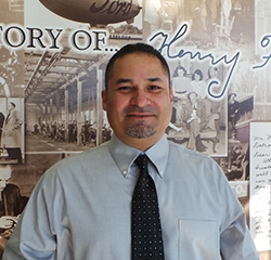 Shop Foreman & Sr. Master Technician Carlos Rodriguez in Management at Park Cities Ford of Dallas