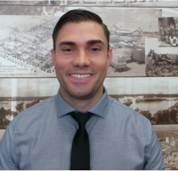 Internet Sales Manager Chris Peterpaul in New Ford Sales at Park Cities Ford of Dallas