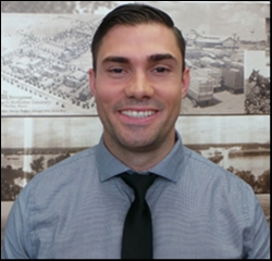 New Ford Vehicle Sales Manager Christopher Peterpaul in New Ford Sales at Park Cities Ford of Dallas