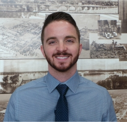 Sales Advisor Cory Menotti in New Ford Sales at Park Cities Ford of Dallas