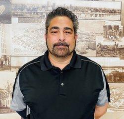 Service Advisor Jason Conley in Service at Park Cities Ford of Dallas