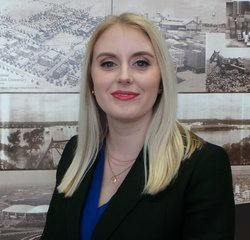 Sales Advisor Olivia Miner in New Ford Sales at Park Cities Ford of Dallas