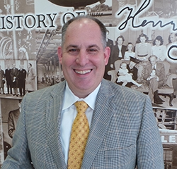 Business Development Manager David Hayes in New Ford Sales at Park Cities Ford of Dallas