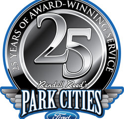 Service Advisor Fabian Salazar in Service at Park Cities Ford of Dallas