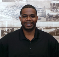 Sales Advisor Jamal Berry in Pre-Owned Sales at Park Cities Ford of Dallas
