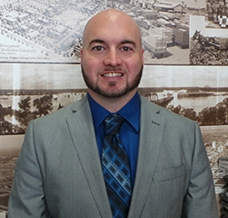 New Vehicle Sales Manager Jeremy Grant in Management at Park Cities Ford of Dallas