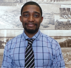 Sales Advisor Jordan Lewis in New Ford Sales at Park Cities Ford of Dallas