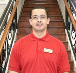 Service Advisor - Hablo Español Jorge Pineda in Service at Park Cities Ford of Dallas
