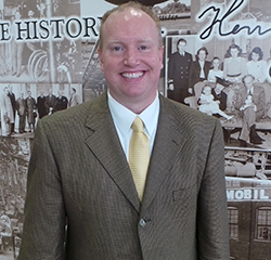 Director of Finance Keith Burris in Management at Park Cities Ford of Dallas