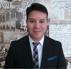 Sales Advisor - Hablo Español Mario Salinas in Pre-Owned Sales at Park Cities Ford of Dallas