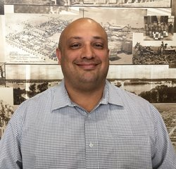Pre-Owned Vehicle Sales Manager Nick Alvarez in Pre-Owned Sales at Park Cities Ford of Dallas