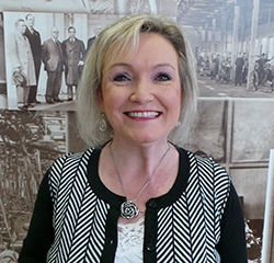 Parts Manager Michele Arnold in Parts at Park Cities Ford of Dallas