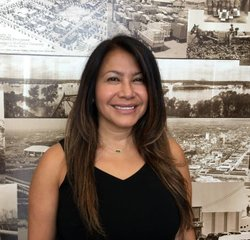 Sales  Consultant Maribel Erbay in New Ford Sales at Park Cities Ford of Dallas