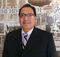 Sales Advisor - Hablo Español Pedro Sanchez in Pre-Owned Sales at Park Cities Ford of Dallas