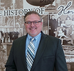 Business Manager Randy  York in Management at Park Cities Ford of Dallas