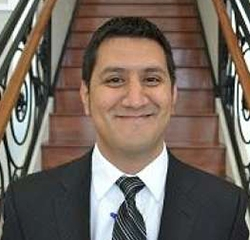Sales Advisor Richard Sanchez in Pre-Owned Sales at Park Cities Ford of Dallas