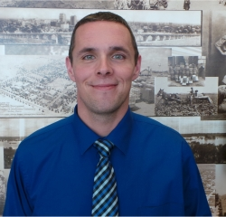 Sales Advisor Ryan Richardson in New Ford Sales at Park Cities Ford of Dallas