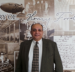Sales Advisor Tony Mazhar in New Ford Sales at Park Cities Ford of Dallas