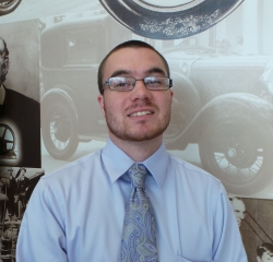 Sales Advisor Travis  Grant in New Ford Sales at Park Cities Ford of Dallas