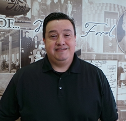 Ford Parts Wholesale & Retail Victor Orozco in Parts at Park Cities Ford of Dallas
