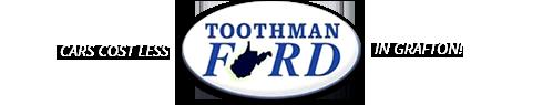 Toothman Ford tagline logo