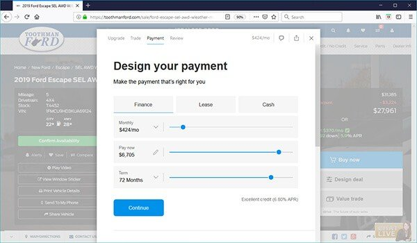 Design Your Payment