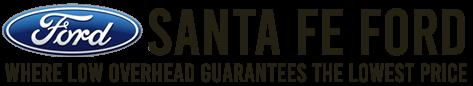 Santa Fe Ford Logo Main