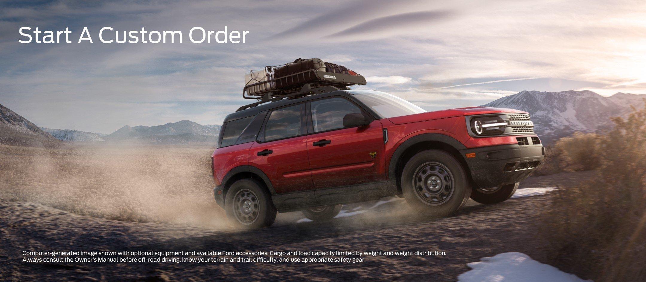 custom order header