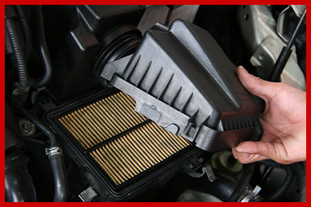 Coupon for Cabin or Engine Air Filter Installed