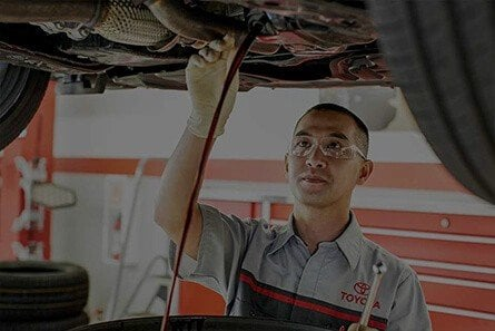 Service | Toyota of Hackensack