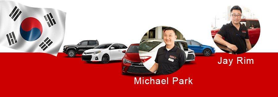 Korean Sales Department