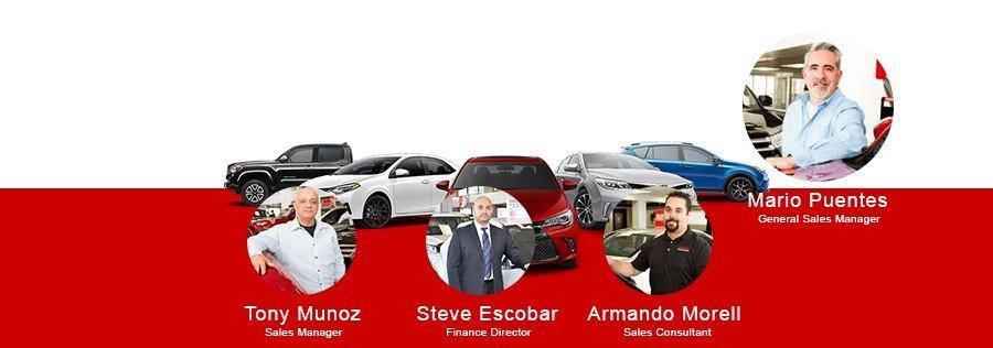 Spanish Sales Department